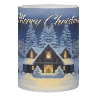 クリスマスの蝋燭 LEDキャンドル