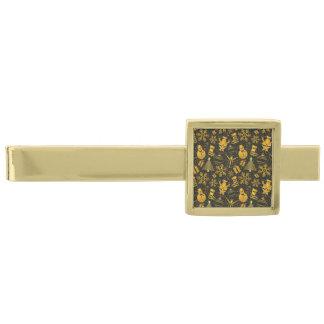 クリスマスの装飾 金色 ネクタイピン