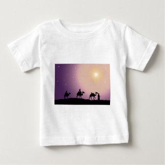クリスマスの賢者 ベビーTシャツ