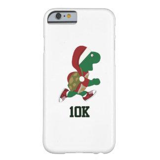 クリスマスの連続したカメ10K BARELY THERE iPhone 6 ケース