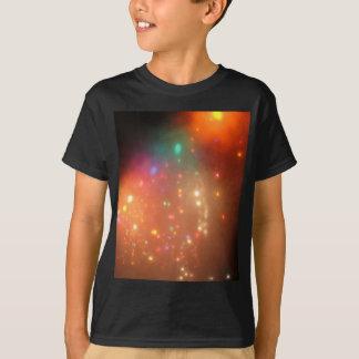 クリスマスの霧 Tシャツ