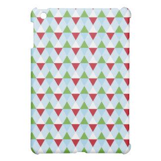 クリスマスの青 iPad MINI CASE