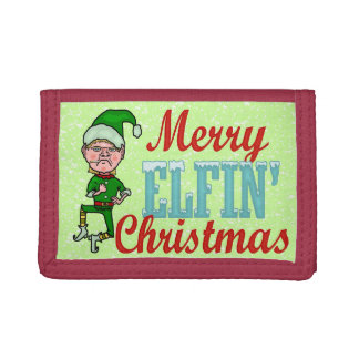 クリスマスのBahのおもしろいでメリーな小妖精の詐欺