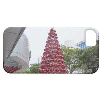 クリスマスのcbauble木 iPhone SE/5/5s ケース