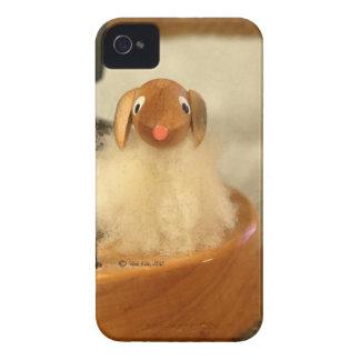 クリスマスのiPhone 4/4Sの穹窖のやっとそこに箱 Case-Mate iPhone 4 ケース