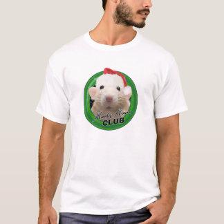 クリスマスのMartyのマウスクラブTシャツ Tシャツ