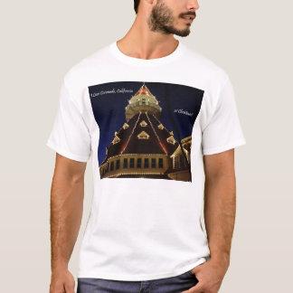 クリスマスのTシャツのCoronadoカリフォルニア Tシャツ