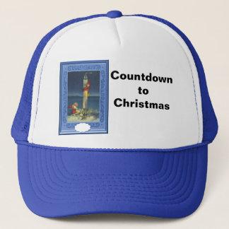 クリスマスへの秒読み キャップ
