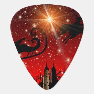 クリスマスイブのStニック ギターピック