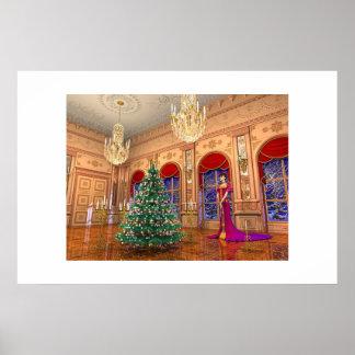 クリスマスイブ ポスター