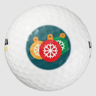 クリスマスオーナメントのゴルフ・ボール ゴルフボール
