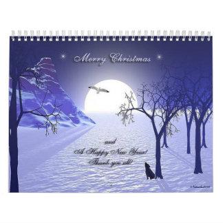 クリスマスカレンダー カレンダー