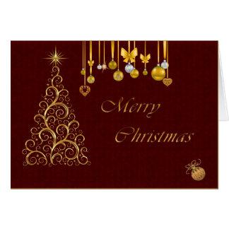 クリスマスカード3 カード