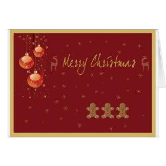 クリスマスカード4 カード