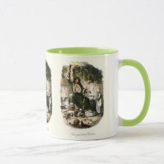 クリスマスキャロル-クリスマスプレゼントの幽霊 マグカップ