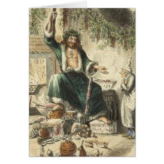 クリスマスキャロル: Scroogeの第3訪問者 グリーティングカード