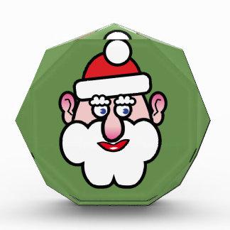 クリスマスサンタクロース1.0 表彰盾