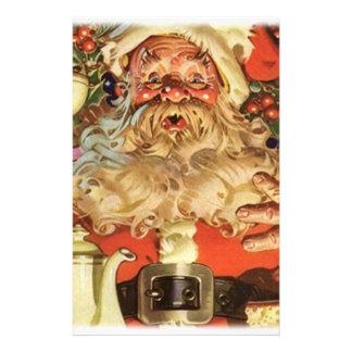 クリスマスサンタクロース 便箋