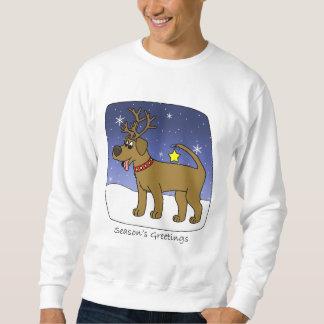 クリスマスチョコレート実験室 スウェットシャツ