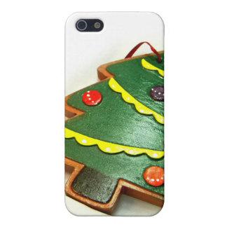クリスマスツリーのオーナメントIII iPhone SE/5/5sケース