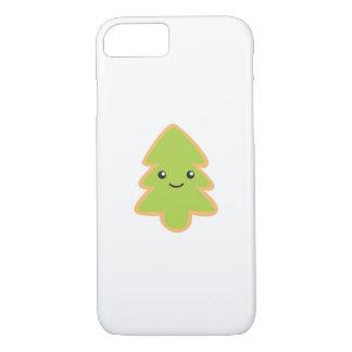 クリスマスツリーのクッキー iPhone 8/7ケース