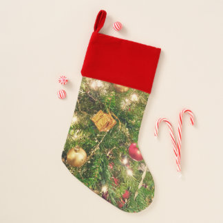 クリスマスツリーのストッキング クリスマスストッキング