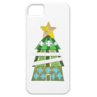 クリスマスツリーのホテルの私電話5/5s箱 iPhone SE/5/5s ケース