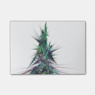 クリスマスツリーのポスト・イットのパッド ポスト・イット®ノート