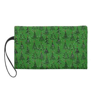 クリスマスツリーの休日パターン リストレット