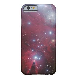 クリスマスツリーの星団の天文学の写真 BARELY THERE iPhone 6 ケース