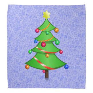 クリスマスツリーの氷 バンダナ