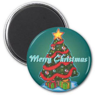 クリスマスツリーの磁石 マグネット