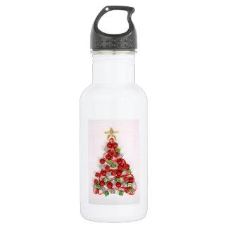クリスマスツリーの自由のボトル ウォーターボトル
