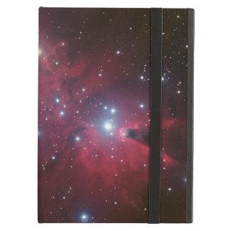 クリスマスツリーの集りおよび円錐形の星雲、NGC 2264 iPad AIRケース
