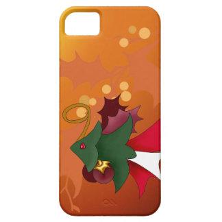 クリスマスツリーの魚のiPhone 5/5sの場合 iPhone SE/5/5s ケース