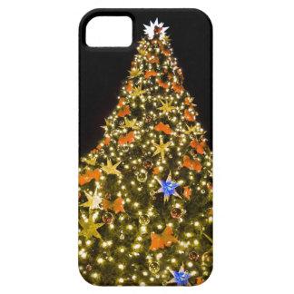 クリスマスツリーのiPhone 5の場合 iPhone SE/5/5s ケース