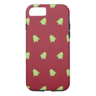 クリスマスツリーのiPhone 7の場合 iPhone 8/7ケース