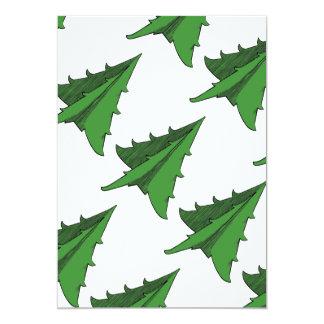クリスマスツリーパターンクリスマス カード