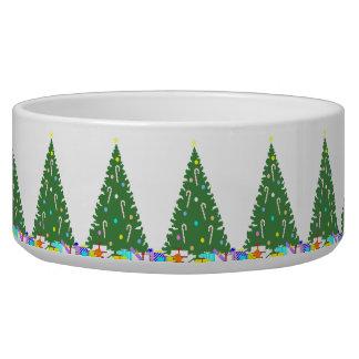 クリスマスツリー犬ボール