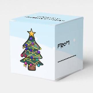 クリスマスツリー2 フェイバーボックス