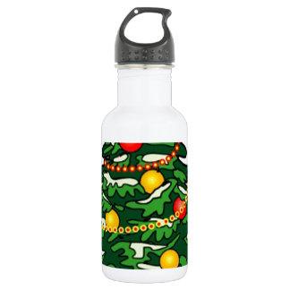 クリスマスツリー ウォーターボトル