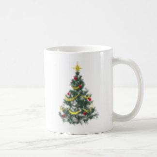 クリスマスツリー コーヒーマグカップ