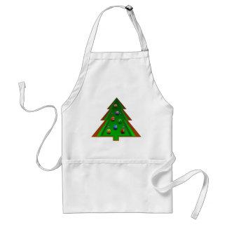 クリスマスツリー スタンダードエプロン