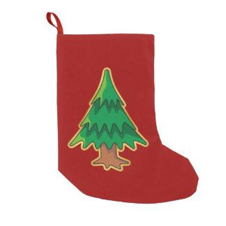 クリスマスツリー スモールクリスマスストッキング
