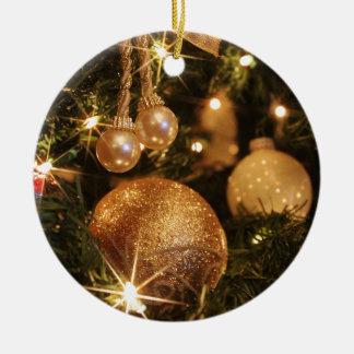 クリスマスツリー セラミックオーナメント