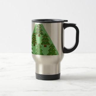 クリスマスツリー トラベルマグ