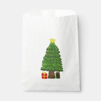 クリスマスツリー フェイバーバッグ