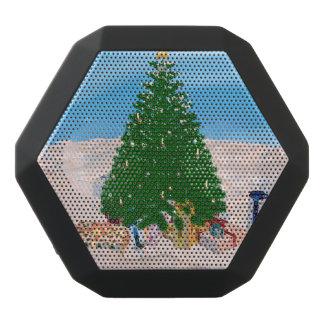 クリスマスツリー ブラックBluetoothスピーカー