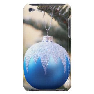 クリスマスツリー、終わりの青いつまらないもの Case-Mate iPod TOUCH ケース