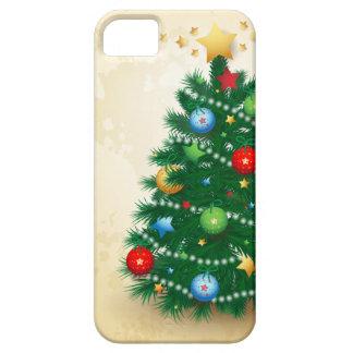クリスマスツリー、iPhone 5の場合 iPhone SE/5/5s ケース
